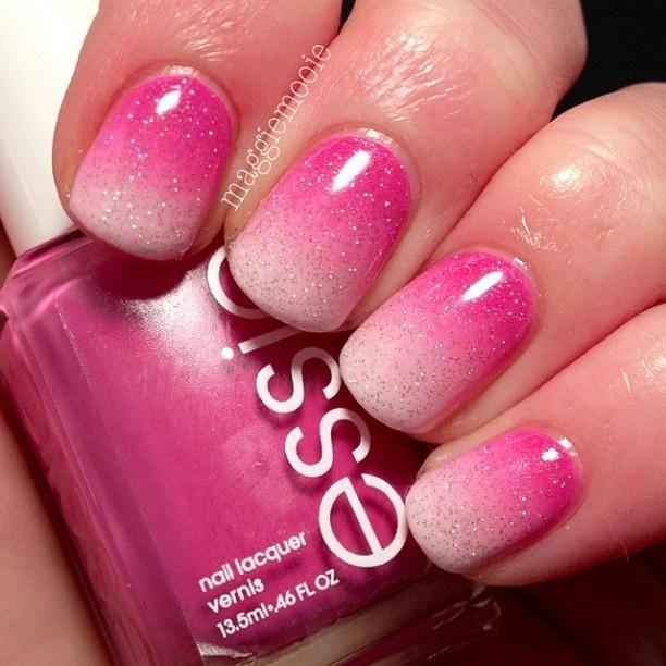 manikiur ombre rozov