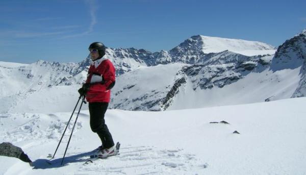 siera nevada ski marbela