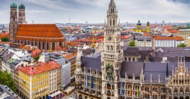 Мюнхен - столицата на Бавария
