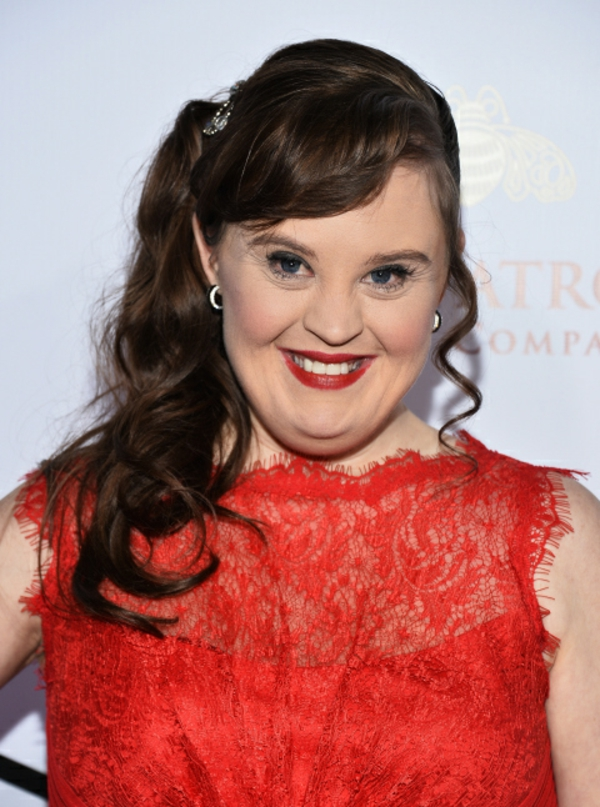 model jamie brewer daun sindrom
