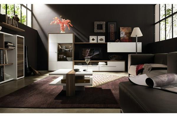 moderen stil hol cherni divani