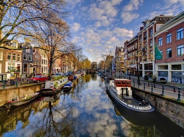 kanali reka lodki sgradi holandiq