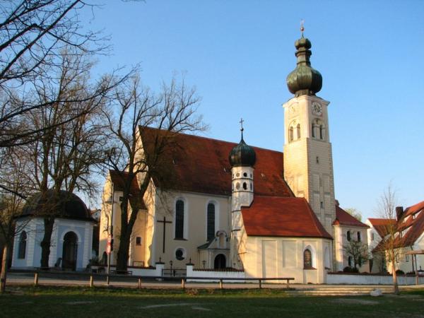 munhen carkva Heiliggeistkirche