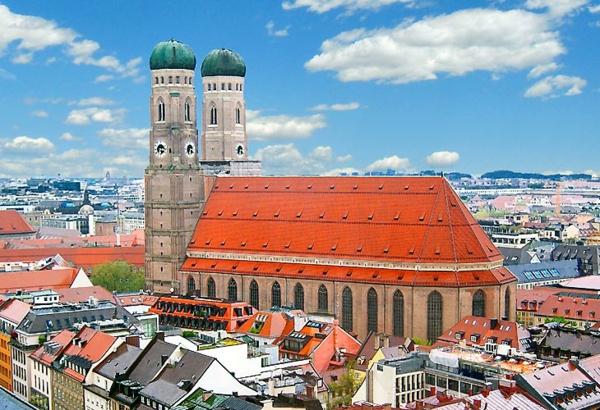 munhen carkva frauenkirche