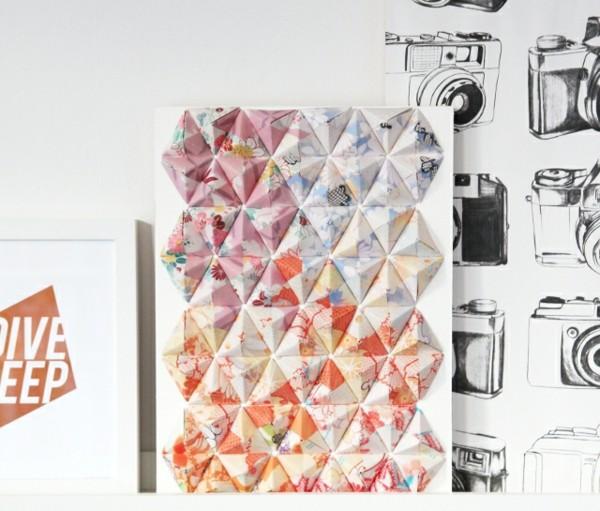 napravi si sam 3d dekoraciq za stena