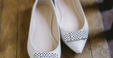 15 начина да носите ниски обувки на сватбата си