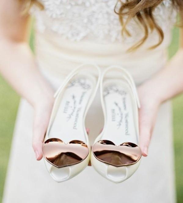niski obuvki svatba beli sarca kaishki