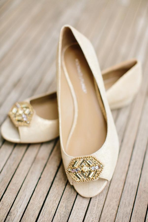 niski obuvki kamani svatba stil artdeko