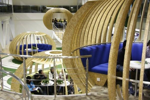 ofis interior divani sinio darvo