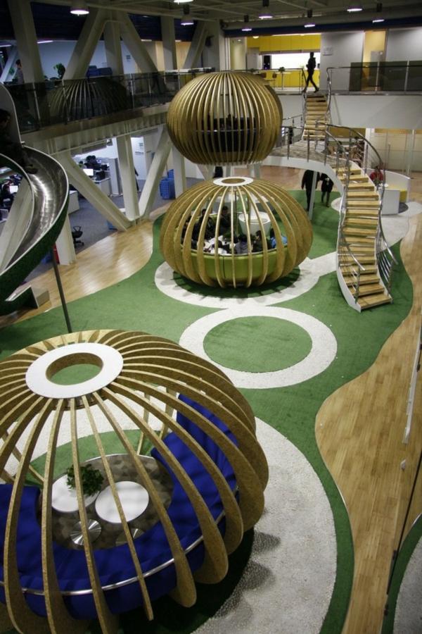 ofis sinio divani obzavejdane kilim zeleno