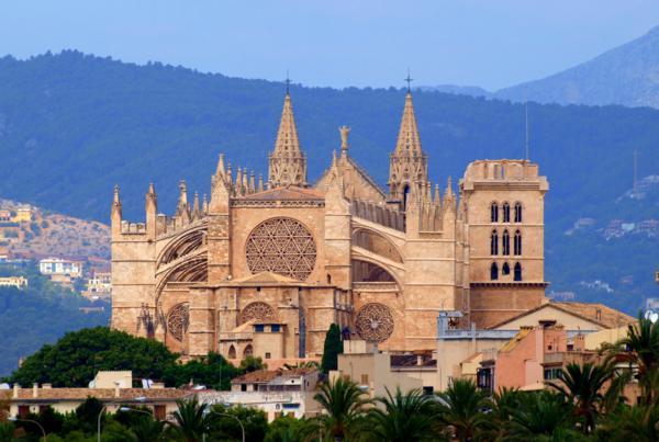 katedrala palma de maiorkala seu