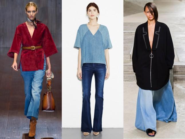 pantaloni prolet tendencii