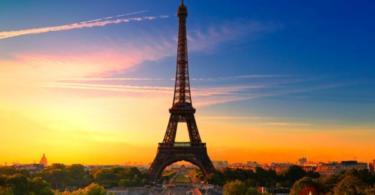 Париж - легендарният град на любовта