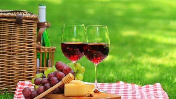 parij vino piknik