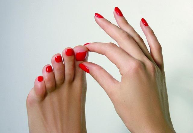 pedikur polzi nokti