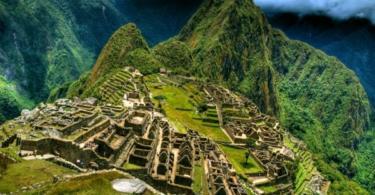 Тайните на Перу