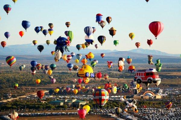po sveta festivali baloni albuquerque