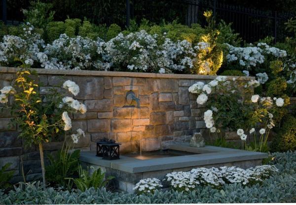 saveti gradina beli cvetq hrasti kamani