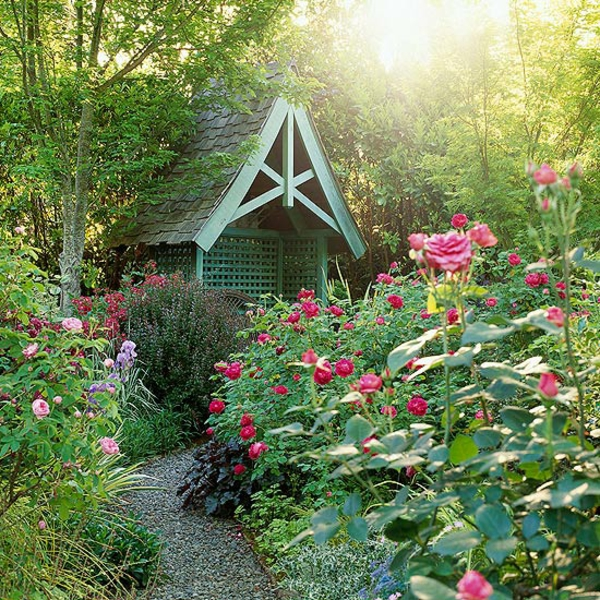gradina saveti rozi hrasti pateka kashta