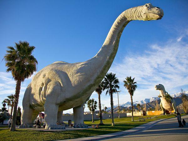 solun garciq parka na dinozavrite