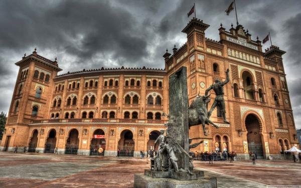 ispaniq madrid plaza de toros
