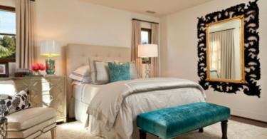 Спалня в средиземноморски стил