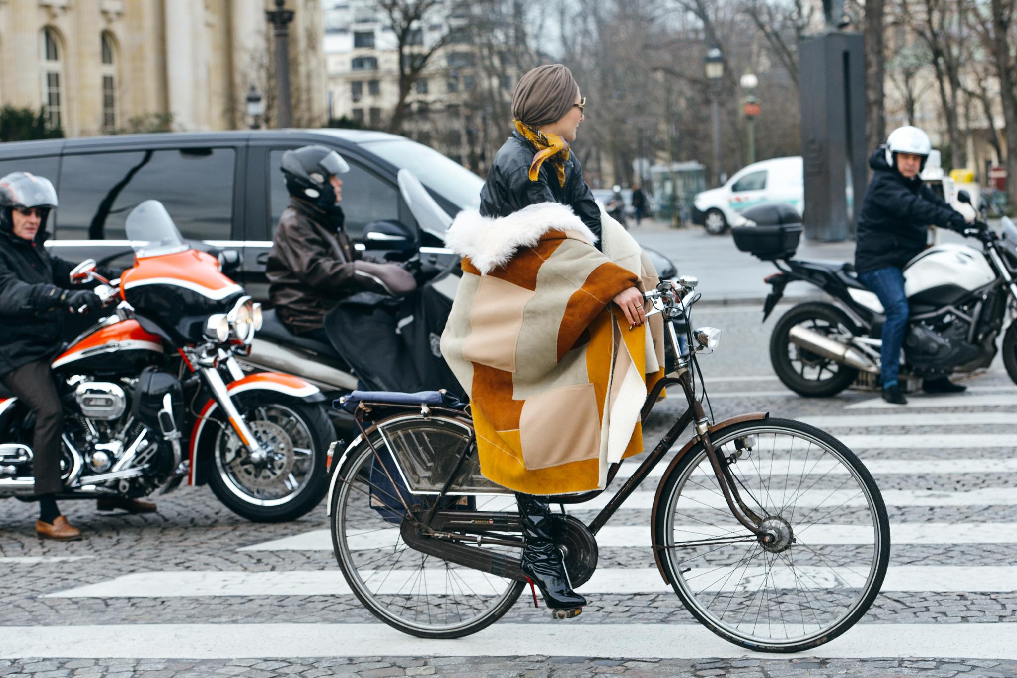 steet-style palto