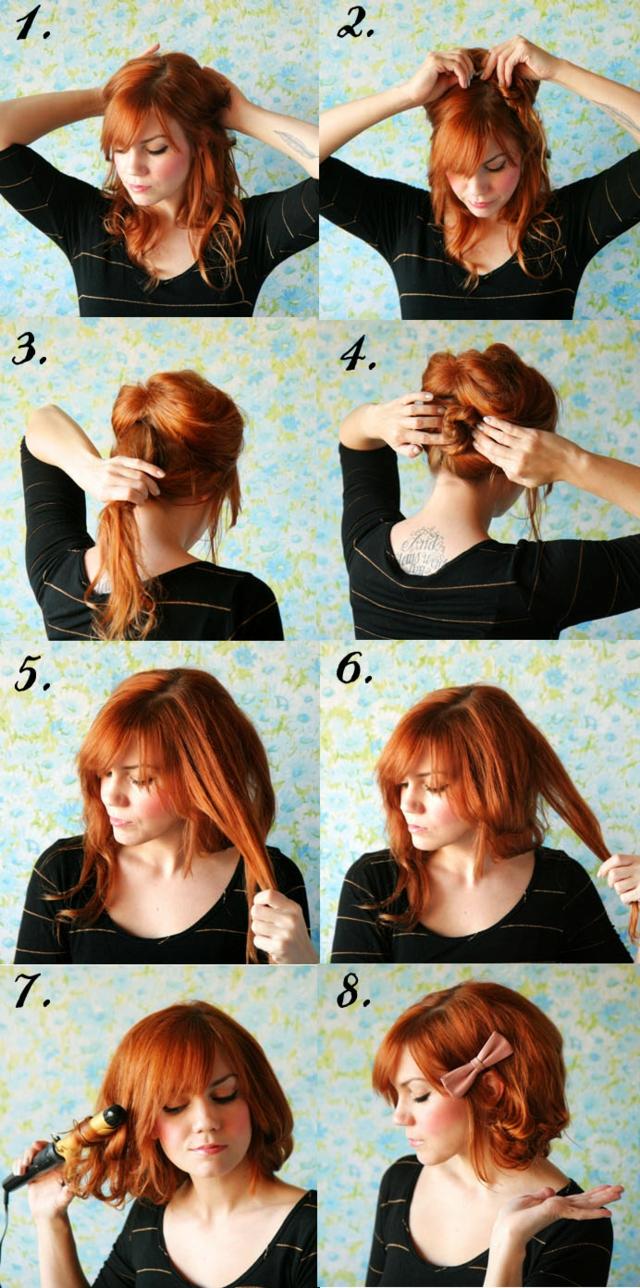 stilna pricheska dalga kosa stapki