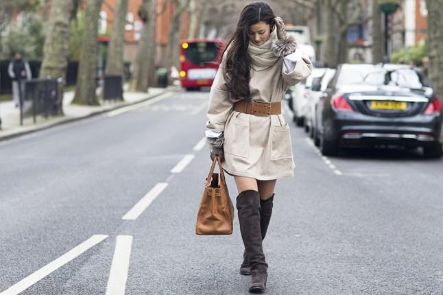 street style london botushi nad kolqnoto