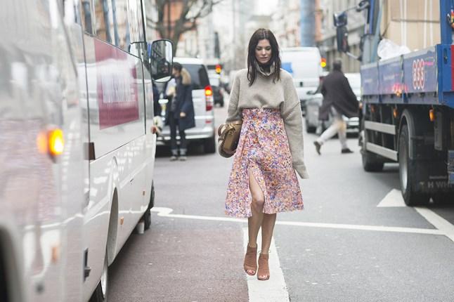 street style london floralo