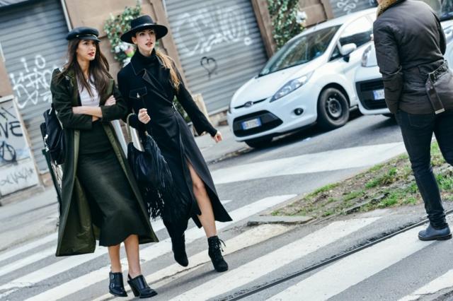 street style esen maxi moda