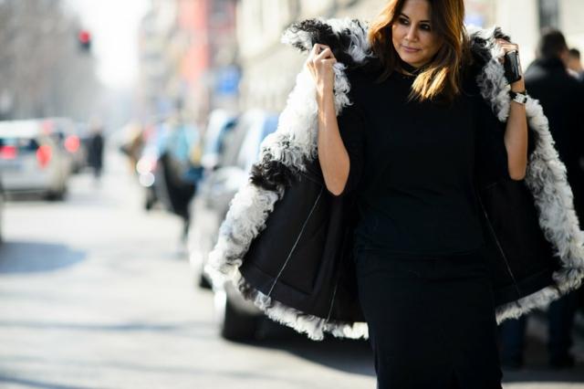 street-style milano esen redaktor moden