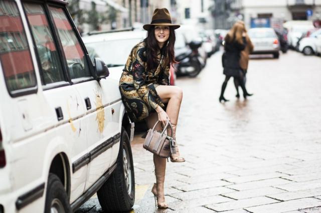 street style milano obuvki shapka
