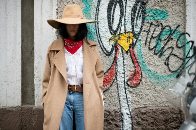 street-style milano esen tendencii