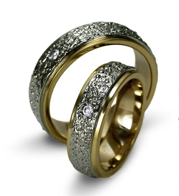 svatbeni halki bqlo jalto zlato