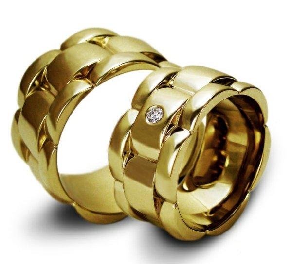 svatbeni halki jalto zlato diamanti