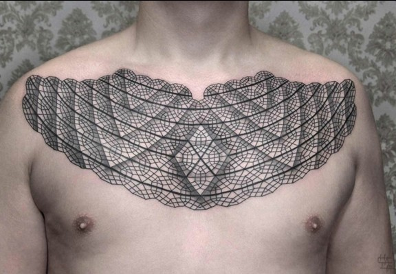 tatuirovki geometrichni linii gardi