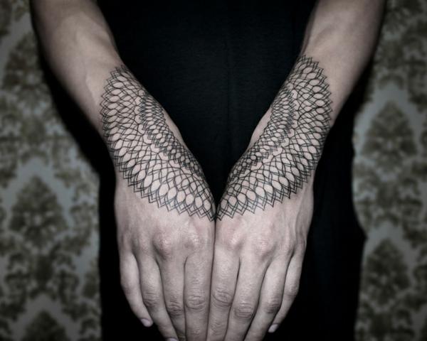 tatuirovki geometrichni linii race