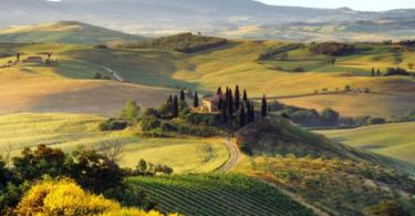 Из Тоскана с колело
