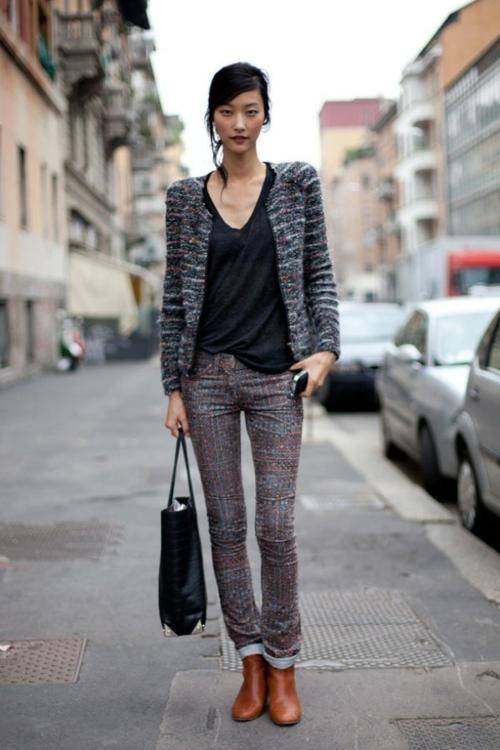 tuid sako street style