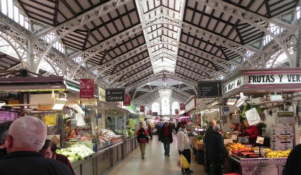 valensiq pazar plodove zelenchuci