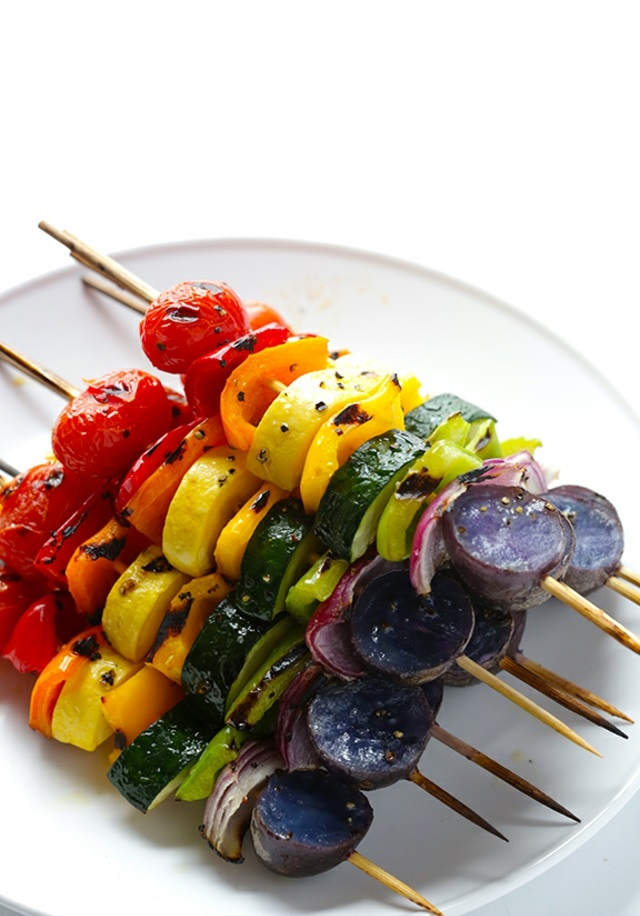 vegetarianski cvetni shishcheta recepta