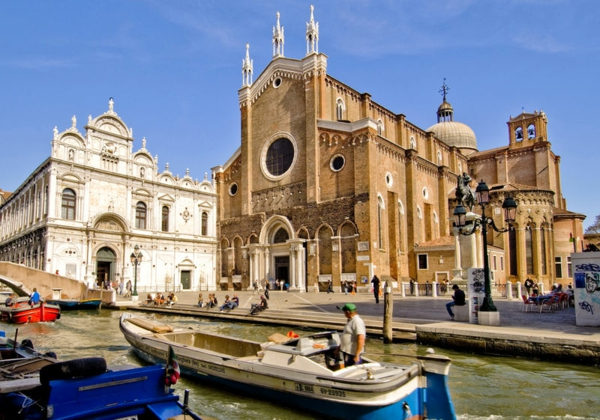 veneciq carkva San Giovanni e Paolo