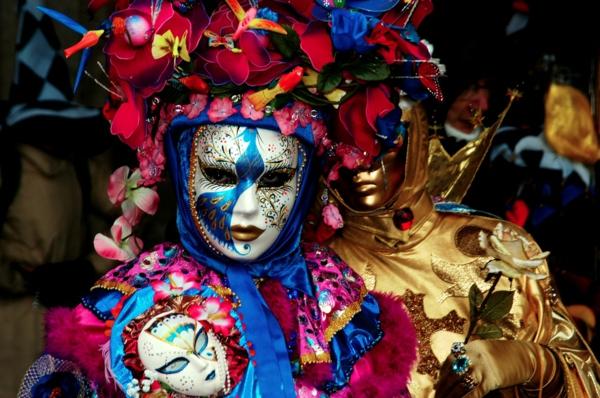 veneciq karnaval maski kostiumi