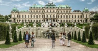 На разходка до Виена