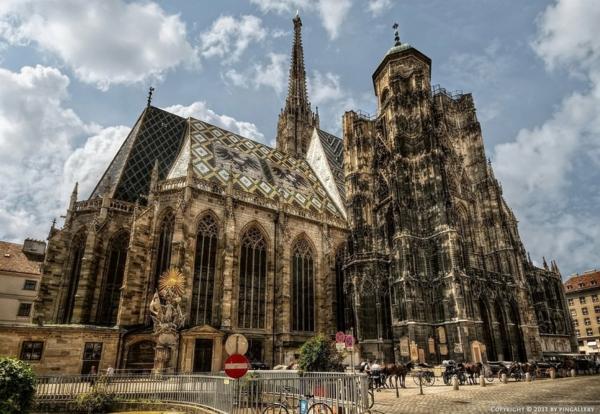 viena katedrala stephansdom