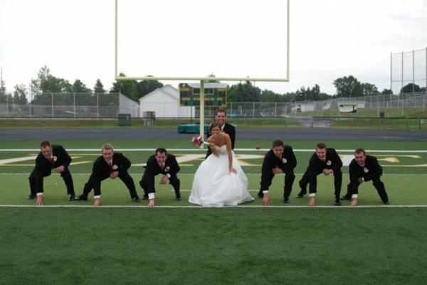 zabavna idea za svatbena fotografiq