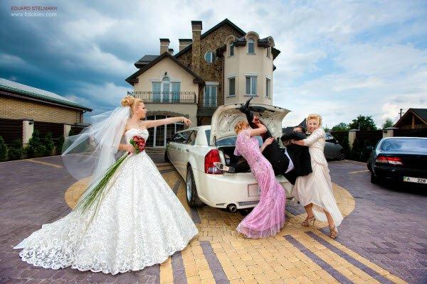 zabavna svatbena fotografiq