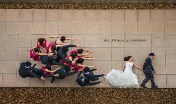 zabavni idei fotografiq svatba