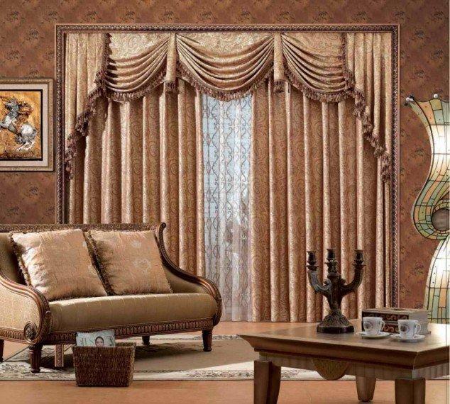Drapes For Formal Living Room: Пердета и завеси в модерния хол